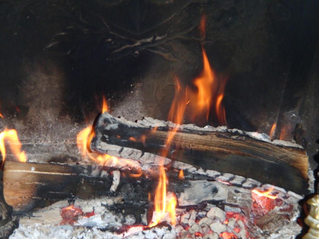 incendies - feu de cheminée